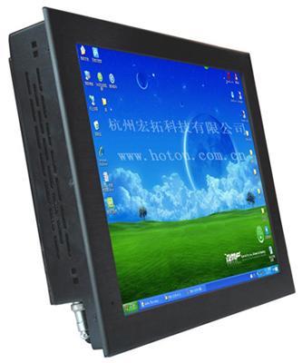 84寸i3工业平板电脑 8寸嵌入式工业一体机